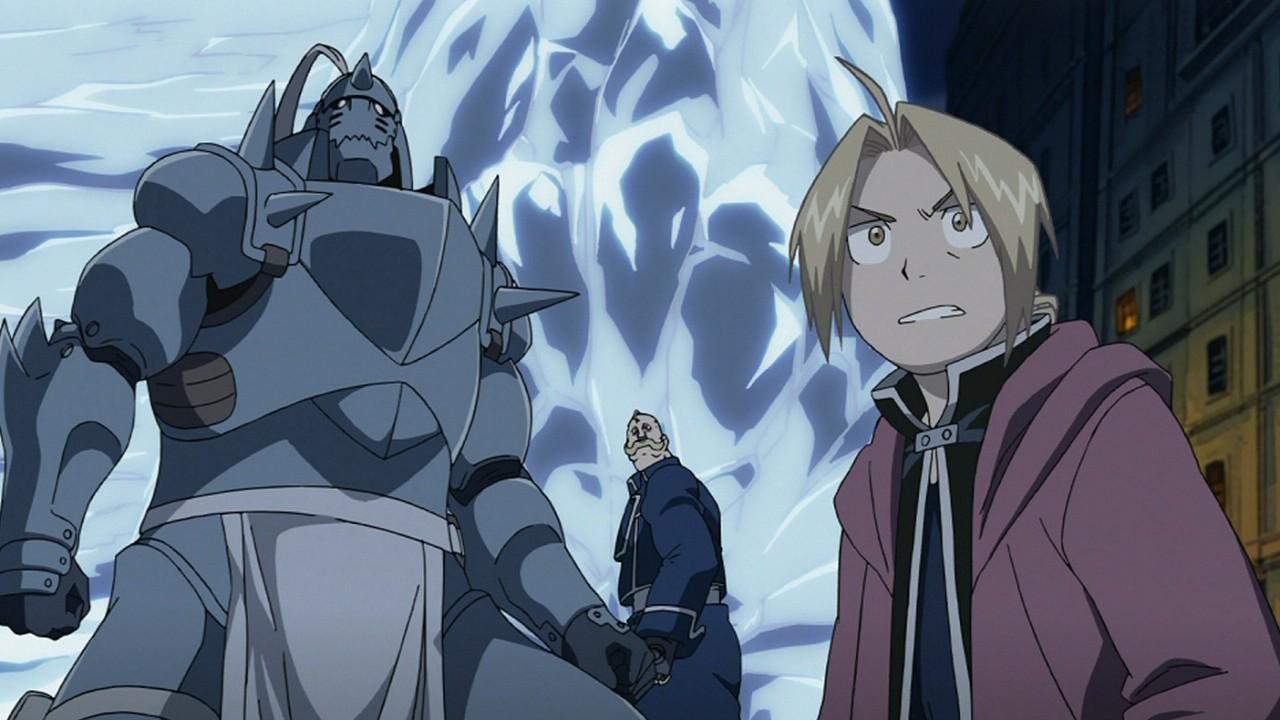Full metal alchemist brotherhood episode 1 otaku pride