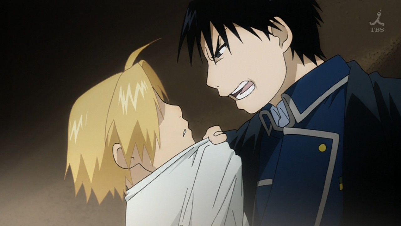 full metal alchemist brotherhood  u2013 episode 2